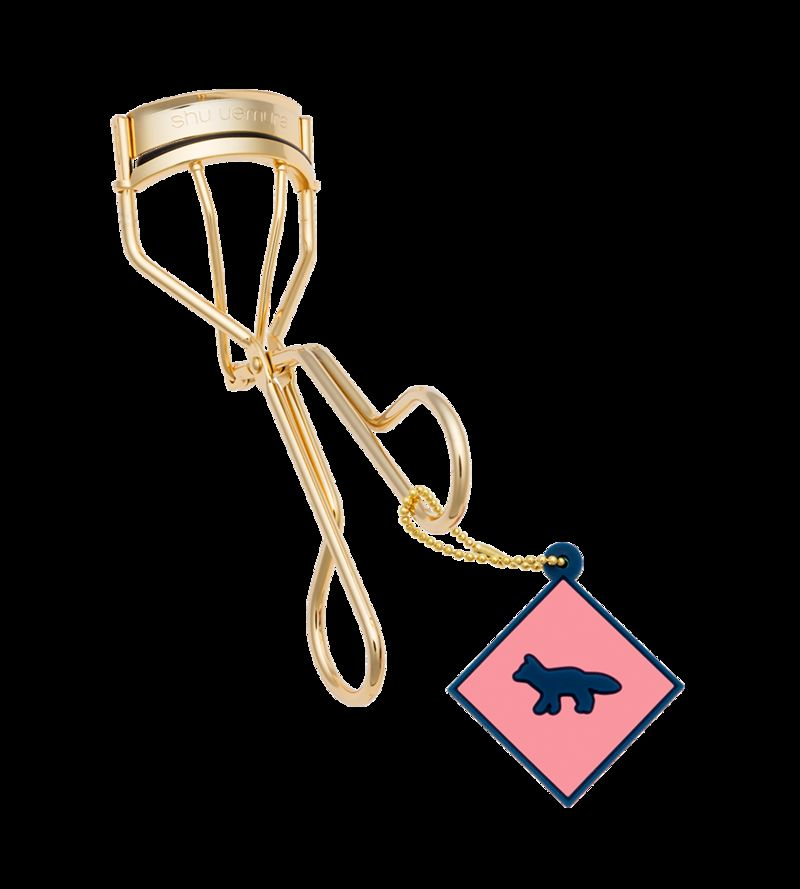 Gold-Plated Eyelash Curlers