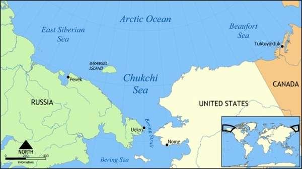 Underwater Arctic Railways  SiberiaAlaska Tunnel