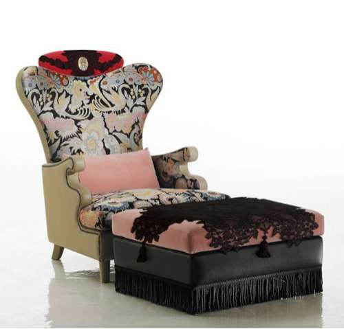 Eclectic Extravagant Furniture