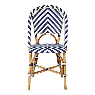 Elegantly Striped Seating