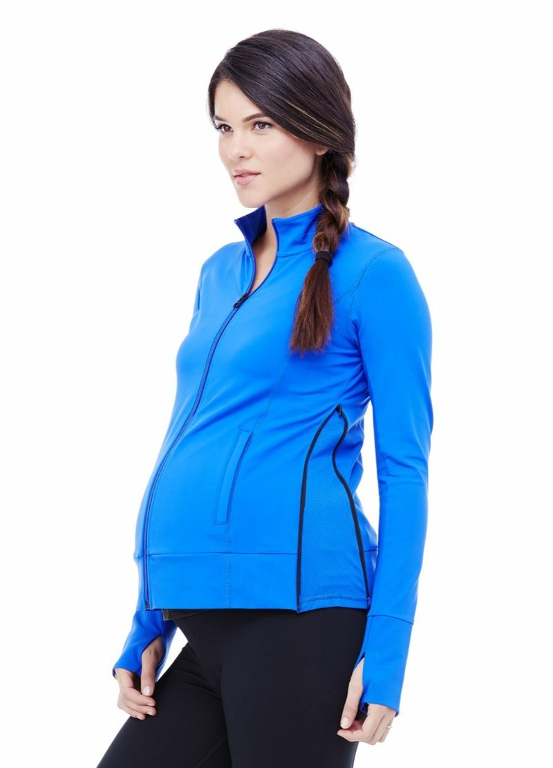 Expanding Maternity Activewear