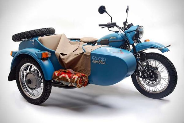 Sidecar Bro Motorcycles