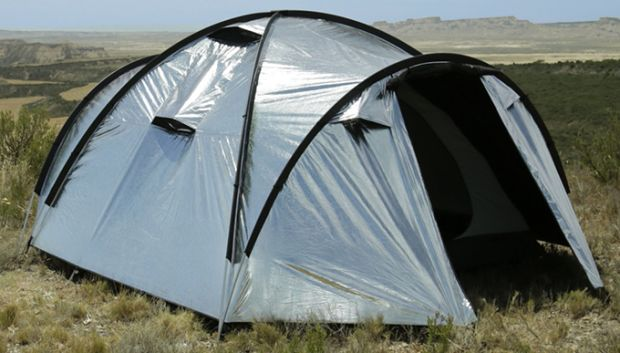 Lightweight Heat-Blocking Tents