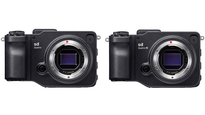 Quirky Mirrorless Cameras