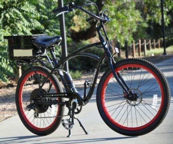 Fuel Cell Bicycles