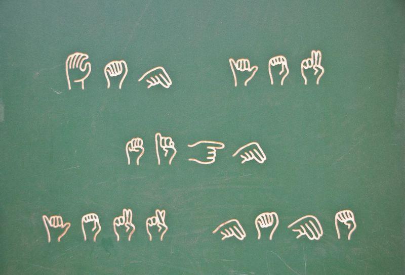 Sign Language-Translating Wearables