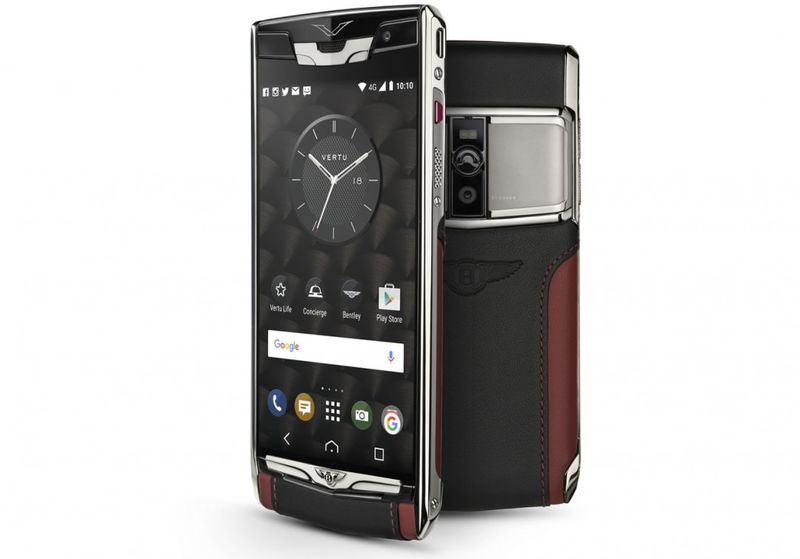 Luxury Automotive Smartphones