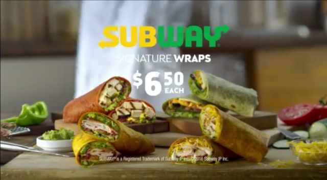Premium Ingredient Wraps