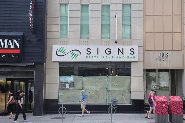 Sign Language Eateries