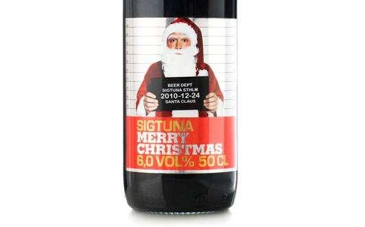 Alco-Holiday Booze Bottles