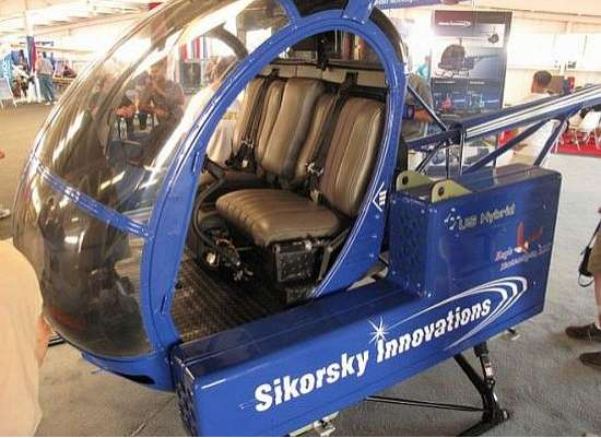 Sikorsky electric helicopter