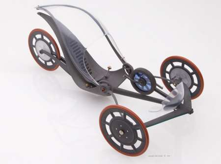 Lightweight Eco-Trikes