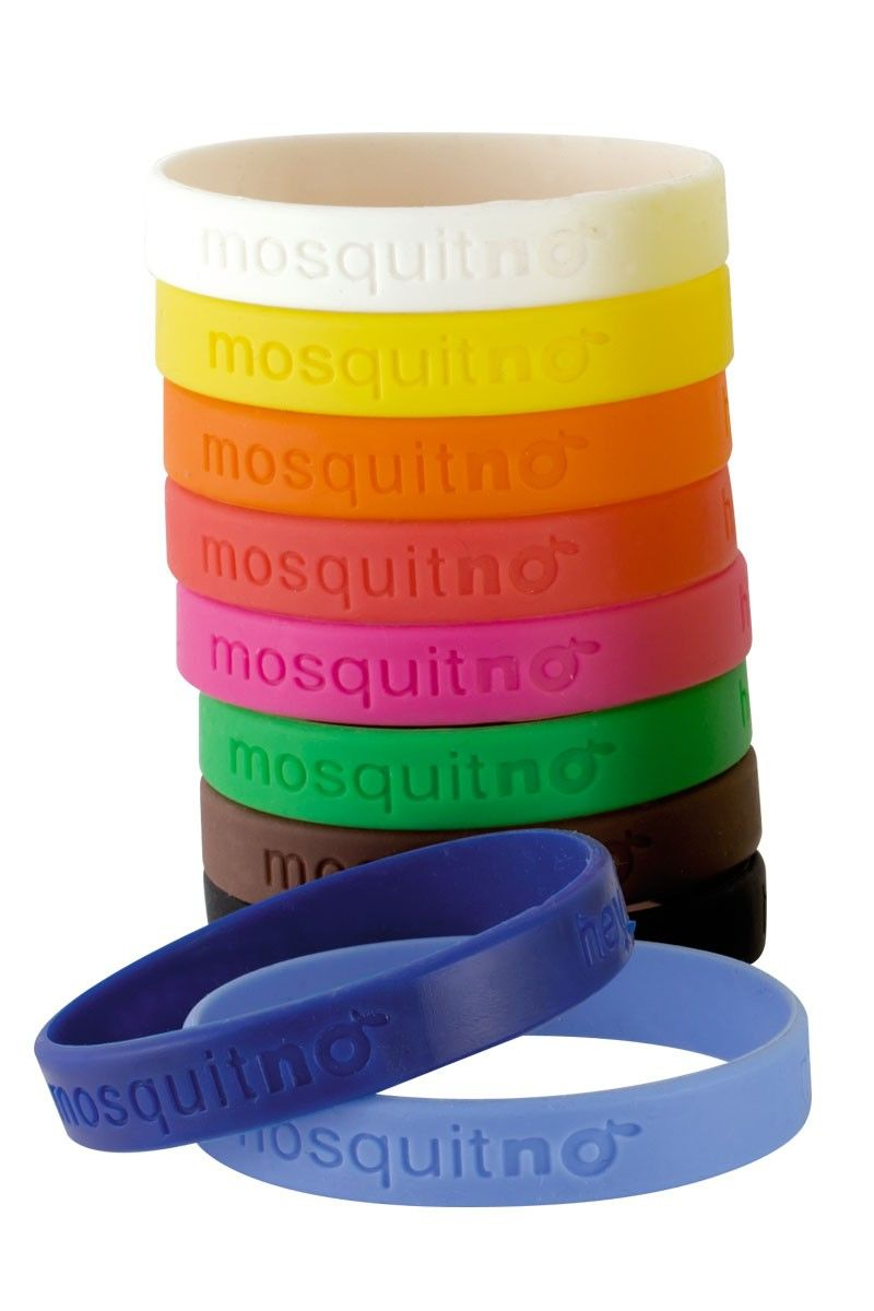 Citronella-Infused Bracelets