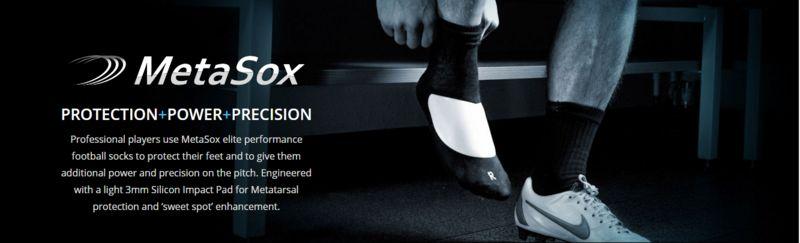 Injury-Preventing Athletic Socks