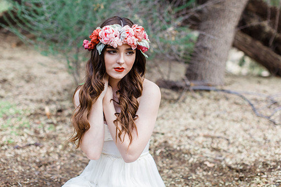 Bohemian Bridal Accessories
