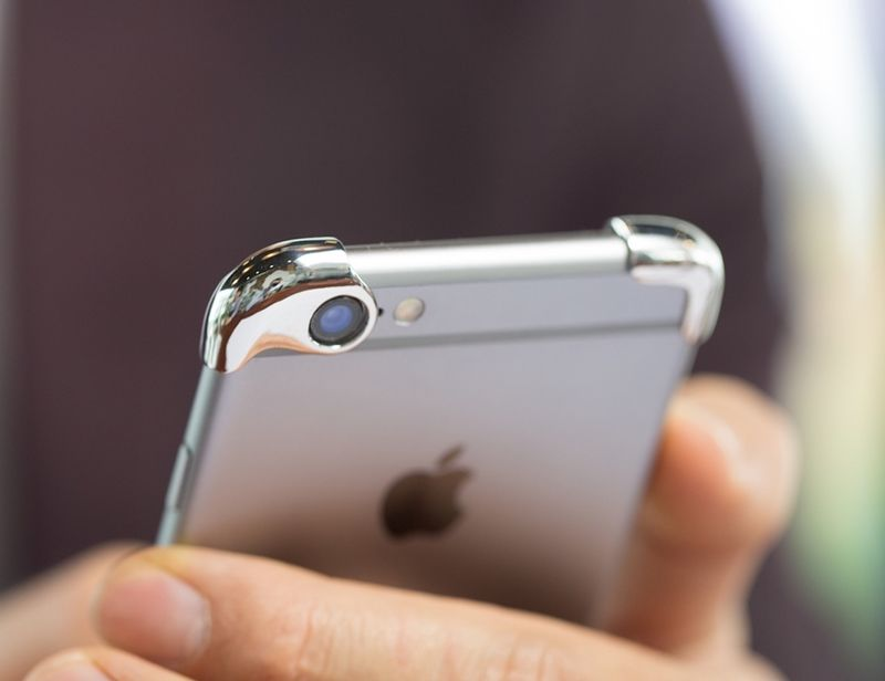 Precious Metal Smartphone Protectors