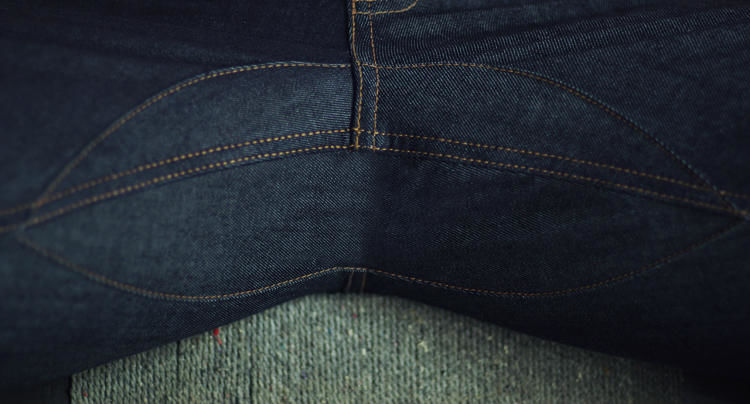 Eco-Friendly Odorless Jeans