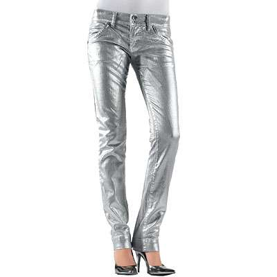 Silver Denim: Miss Sixty Inspired By Disco Era