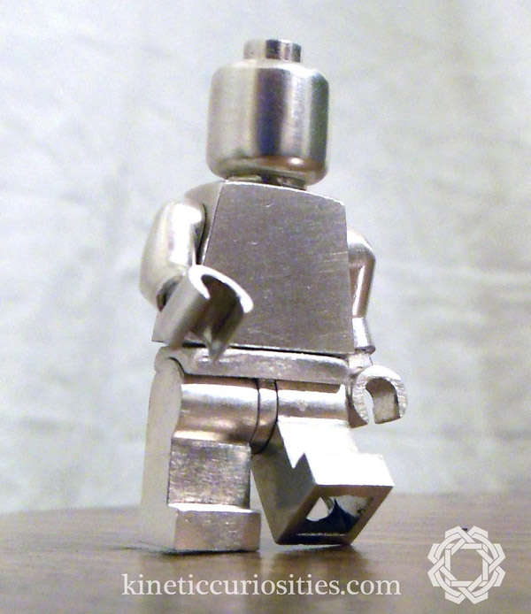 Fancy Metallic Block Toys