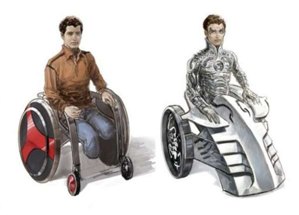 Handicapped Superheroes