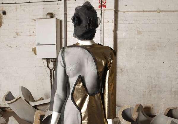 Mesh Masked Mannequins