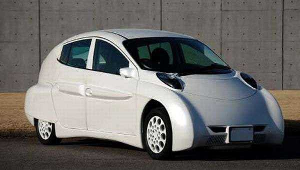 Snow-White Electric Cars