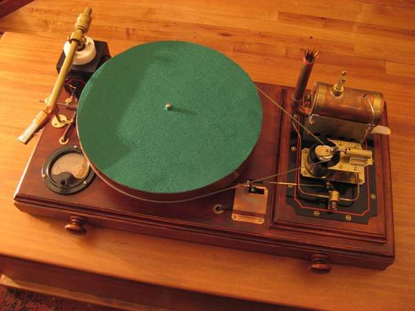 Junktastic Record Players