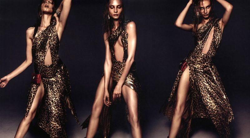 Sultry Cheetah Editorials