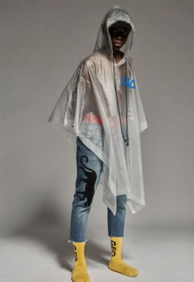Boldly Emblazoned Streetwear