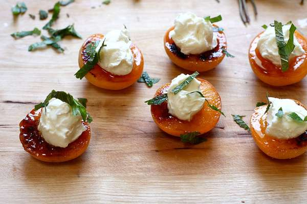 Fruity Cheese Poppers