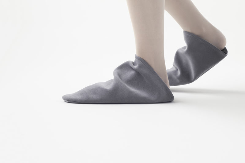 Stackable Cone-Shaped Slippers