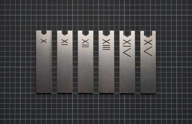 Minimalist Wrench Sets