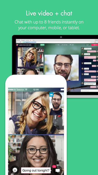 Simplified Video Conferencing Apps