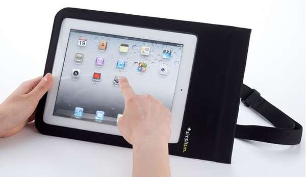 Simplism Waterproof iPad Case