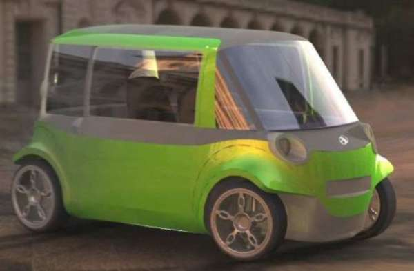 Recyclable Electric Cars