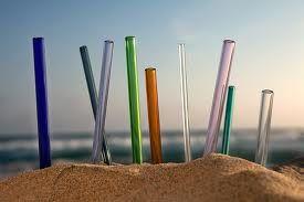 Reusable Glass Straws