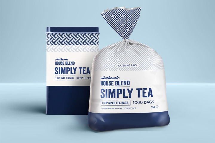 Bulk Tea Bag Packaging