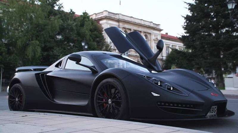 Sinful Bulgarian Supercars