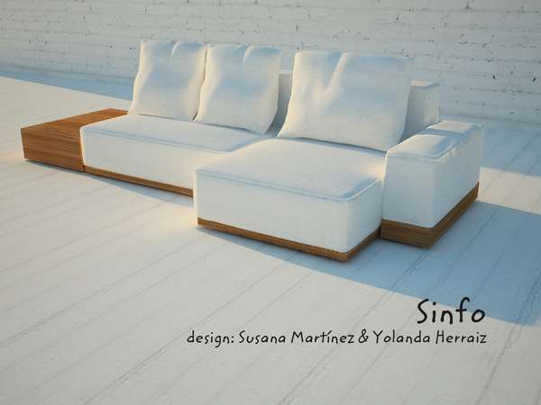 Modular Luxury Loungers