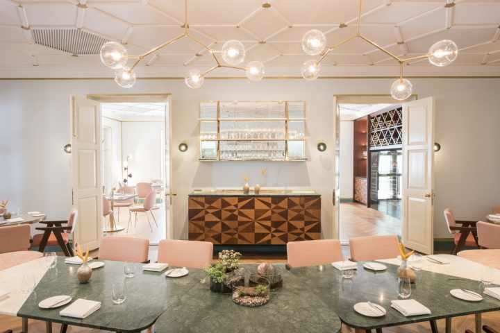 Chic National Monument Eateries