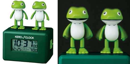 Adorable Amphibian Alarms