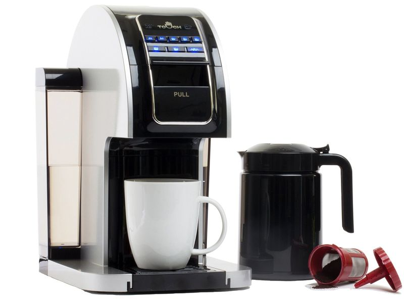 Customizable Coffee Makers