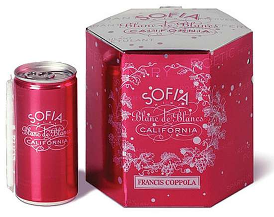 Single-Serving Wine in a Can
