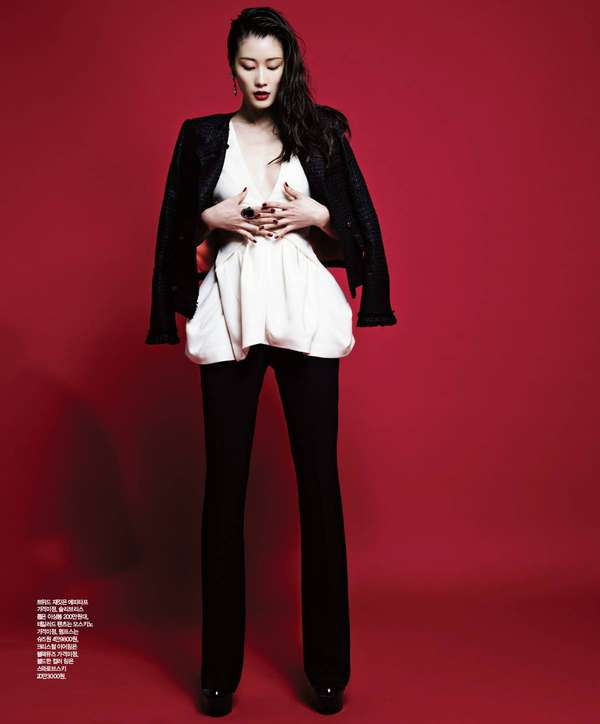 Singles Korea Chic Mono