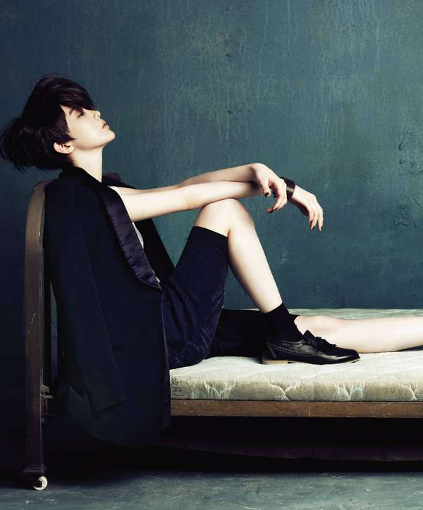Deliberately Androgynous Editorials