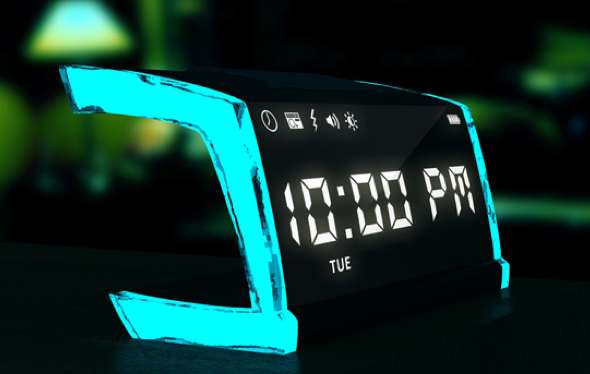 Electrifying Alarm Clocks SingNshock