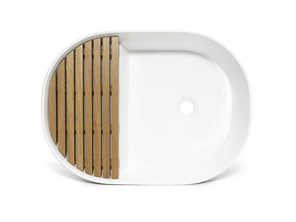 Minimalistic Bathroom Basins