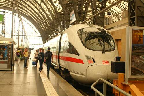 Sino-European Train Stations