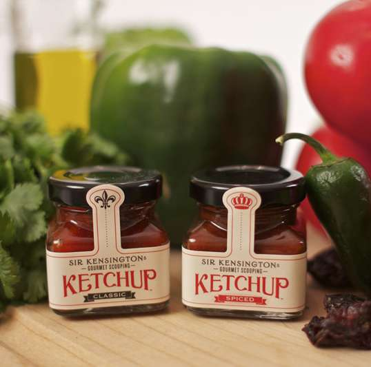 Miniature Condiment Containers (UPDATE)