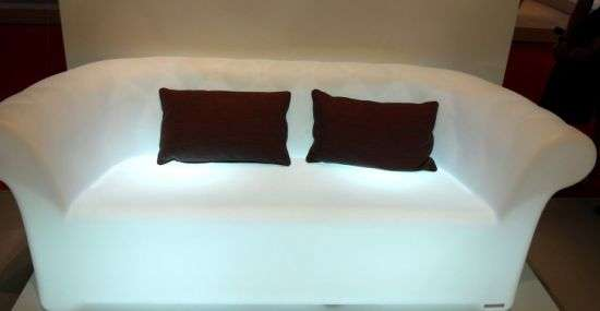 Sirchester Luminous Sofa
